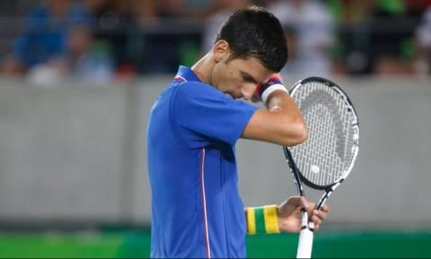 Ολυμπιακοί Αγώνες 2016 - Τένις: O Ντελ Πότρο απέκλεισε τον Τζόκοβιτς! (pics)