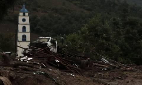 Μεξικό: Φονικές κατολισθήσεις με δεκάδες νεκρούς