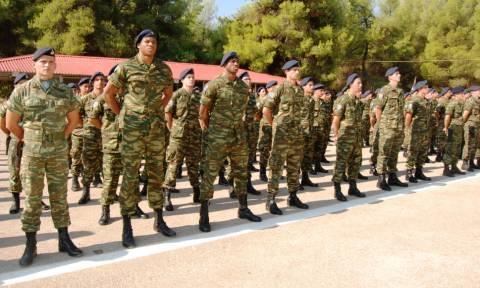 Τελετές Ορκωμοσίας Νεοσύλλεκτων Οπλιτών της 2016 Δ΄ ΕΣΣΟ (pics)
