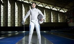 Ολυμπιακοί Αγώνες 2016: Αποκλείστηκε η Βουγιούκα στους «16» της σπάθης γυναικών