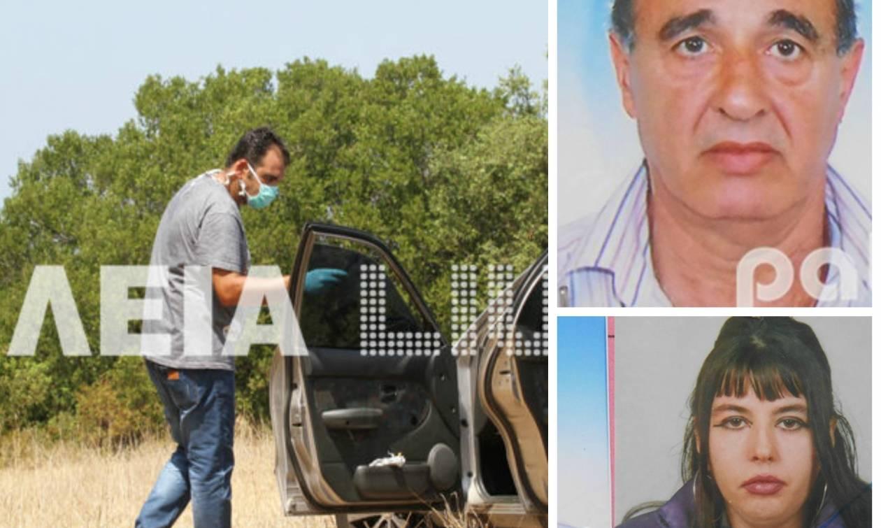 Ηλεία: Πληθαίνουν τα ερωτήματα για το τραγικό τέλος πατέρα και κόρης