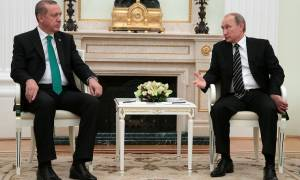 Путин и Эрдоган подтолкнут отношения России и Турции к докризисному уровню