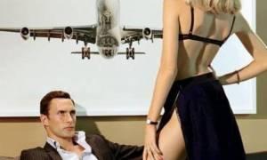 Κι όμως είναι αλήθεια: Αεροπορική εταιρία προσφέρει σεξ εν ώρα πτήσης! (photos)