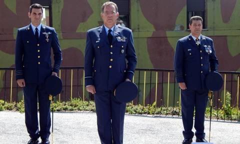 Πολεμική Αεροπορία: Παράδοση – Παραλαβή Διοίκησης της 3ης ΜΣΕΠ (pics)