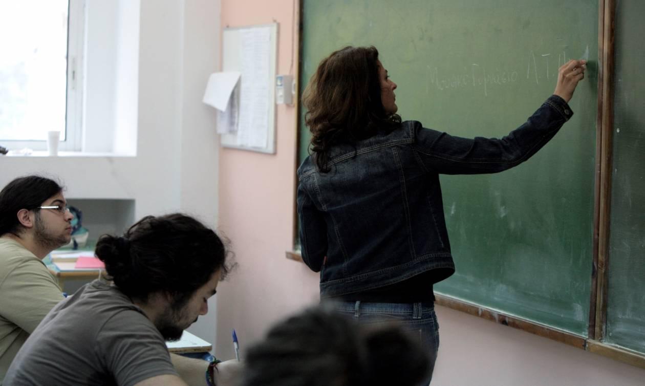 Προσλήψεις εκπαιδευτικών: Προϋπολογισμός 216 εκατ. ευρώ μέσω ΕΣΠΑ