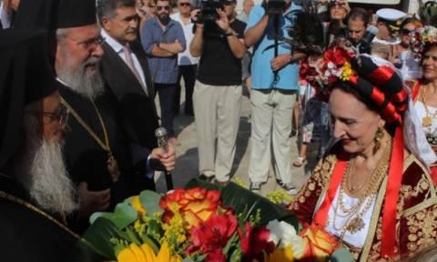 Η Κέρκυρα υποδέχθηκε τον Αρχιεπίσκοπο Κύπρου