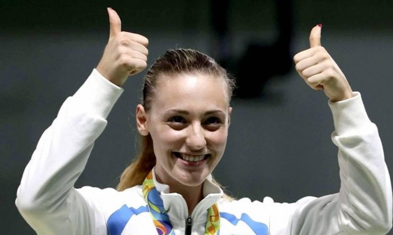 Ολυμπιακοί Αγώνες 2016: Χρυσή η Άννα Κορακάκη!