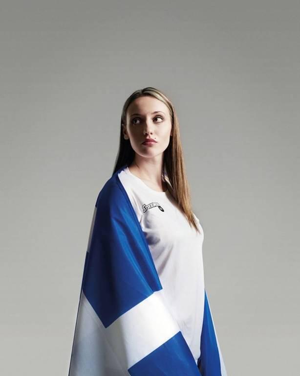 Άννα Κορακάκη: Ποιο είναι το «χρυσό» κορίτσι από τη Δράμα (pics)