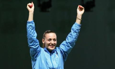Ολυμπιακοί Αγώνες: Συγχαρητήρια μέσω Twitter έστειλε ο πρωθυπουργός Α. Τσίπρας στην Άννα Κορακάκη
