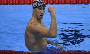 Ολυμπιακοί Αγώνες 2016 - Κολύμβηση: Συνεχίζει να γράφει ιστορία ο Φελπς!