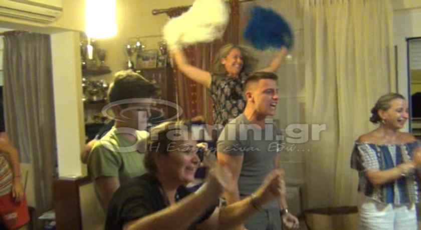 Άννα Κορακάκη: Συγκλονιστικό βίντεο – Δείτε τι έγινε στο σπίτι της τη στιγμή της νίκης!