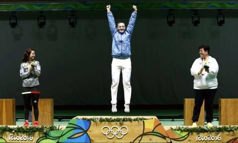 Άννα Κορακάκη: Ο πολιτικός κόσμος συγχαίρει τη χρυσή Ολυμπιονίκη του Ρίο