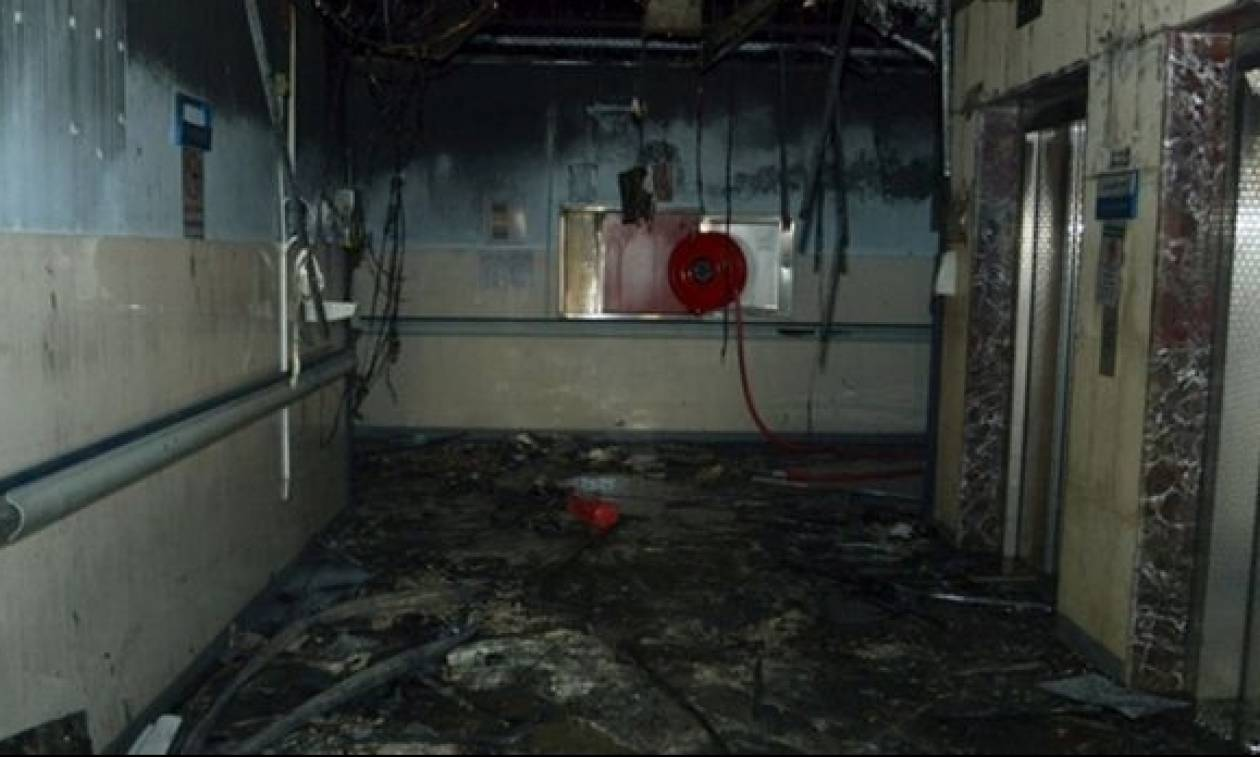 ΣOK: Έντεκα μωρά κάηκαν ζωντανά σε νοσοκομείο