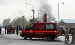 Eleven premature babies killed in Baghdad maternity hospital fire -ministry