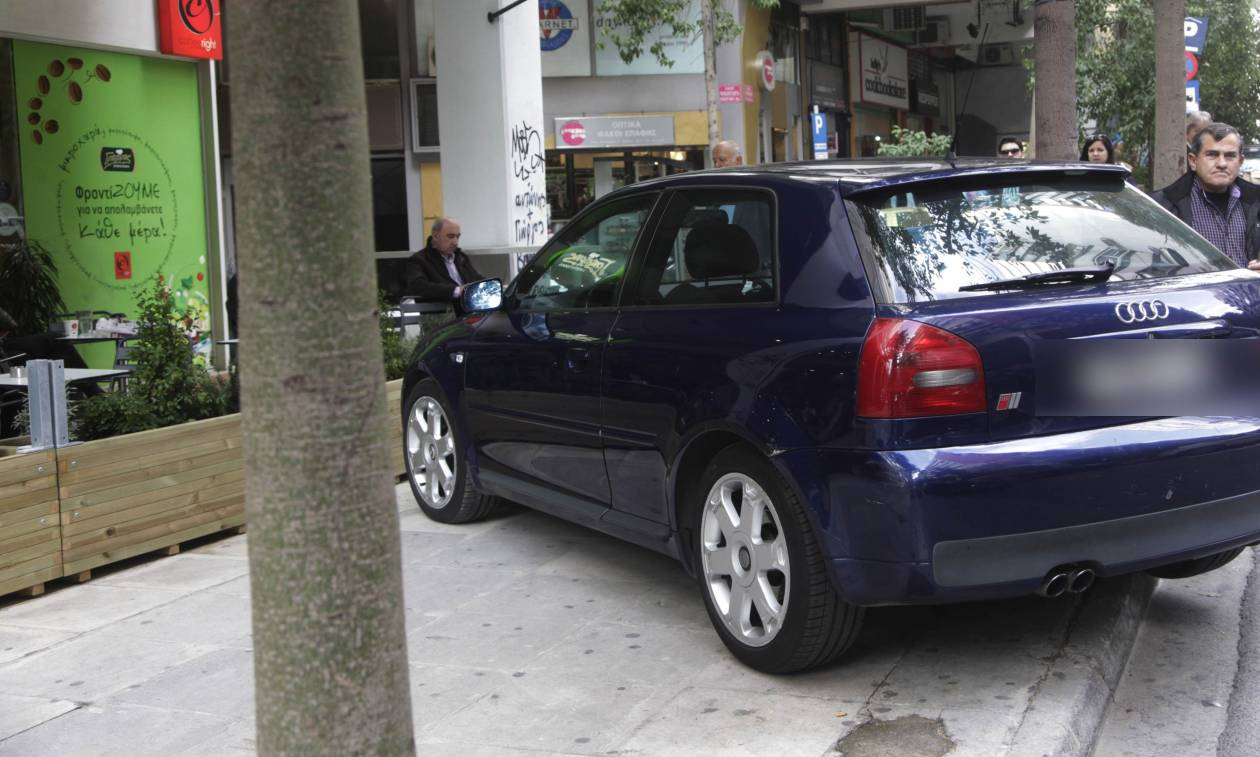 Προσοχή: Γιατί δεν πρέπει να παρκάρετε σε αυτούς τους δρόμους της Αθήνας!