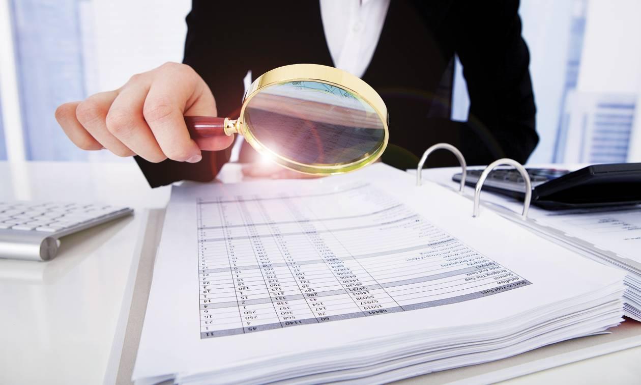 Φορολογικό- Έρχονται σαρωτικοί έλεγχοι της εφορίας: Ποιοι μπαίνουν στο στόχαστρο