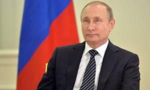 Πούτιν: Η Ουκρανία επιλέγει την τρομοκρατία αντί για την ειρήνη