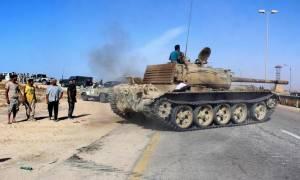 Λιβύη: Δυνάμεις της Κυβέρνησης Εθνικής Ενότητας κατέλαβαν το κέντρο διοίκησης του ΙΚ στη Σύρτη