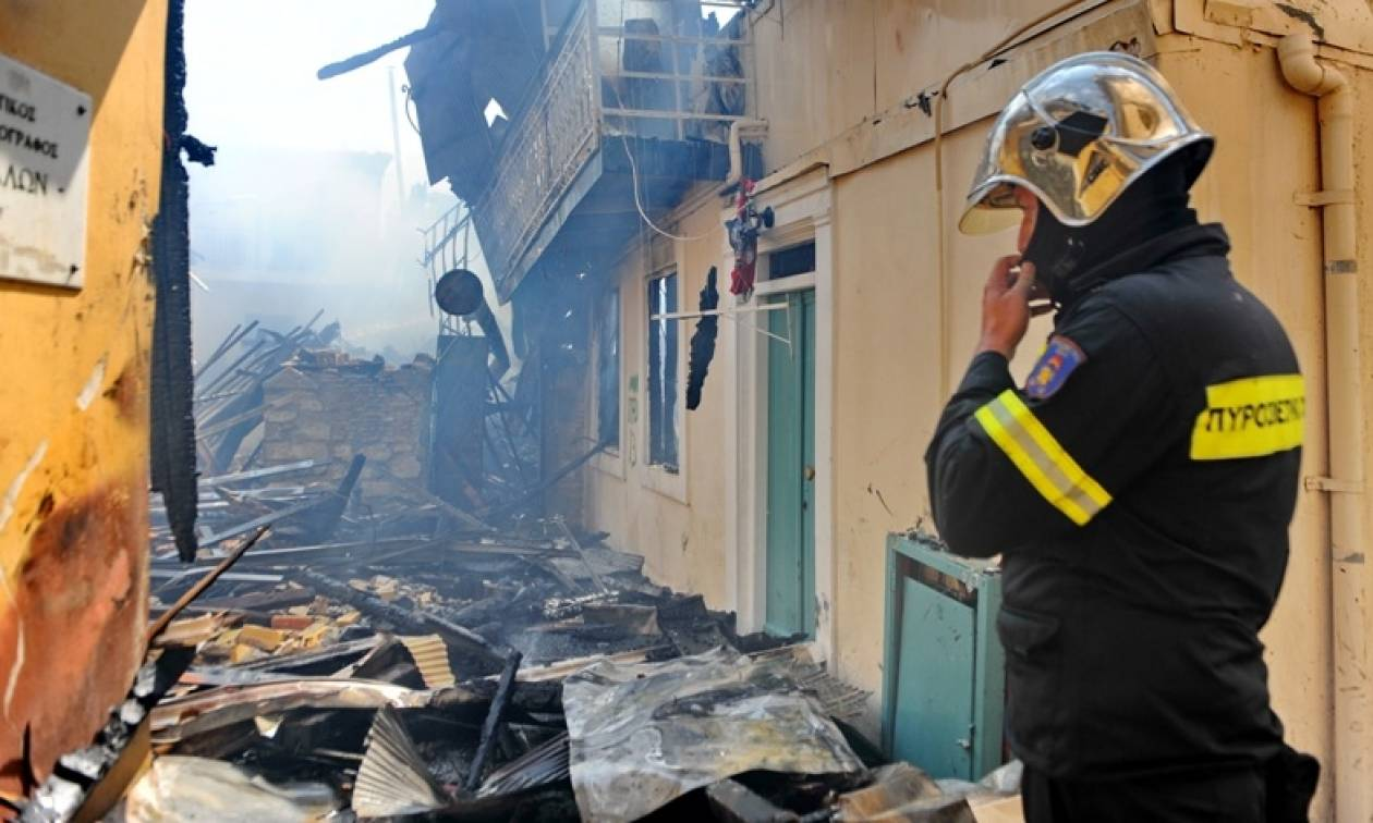 Τραγικό «παιχνίδι» της μοίρας: Πυροσβέστης βρήκε νεκρή την ίδια του τη μητέρα