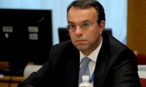 Σταϊκούρας: «Η κυβέρνηση ΣΥΡΙΖΑ – ΑΝΕΛ βυθίζει την ελληνική οικονομία στην ύφεση»