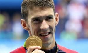 Ολυμπιακοί Αγώνες: Ο Φελπς «έσπασε» αρχαίο ελληνικό ρεκόρ με το νέο χρυσό!