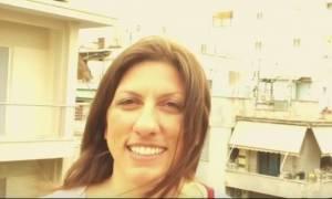 Ζωή Κωνσταντοπούλου: Γιατί ανέβηκε στην ταράτσα; (vid)
