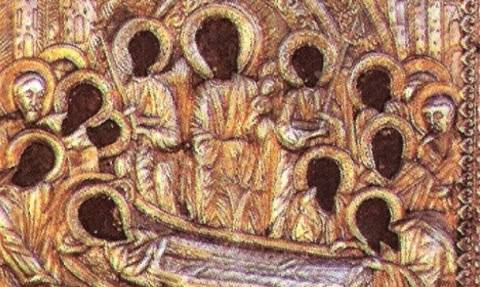 Η Θαυματουργή εικόνα της Παναγίας Μαλεβής