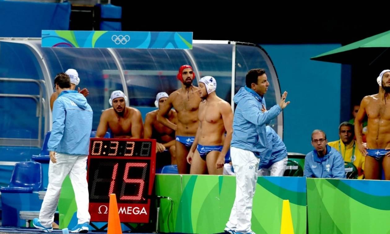 Ολυμπιακοί Αγώνες 2016: Η Εθνική «χόρεψε» σάμπα την Βραζιλία και πάει για μετάλλιο!