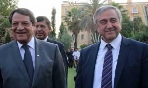 Kυπριακό: Από τις 23 Αυγούστου συνεχίζονται εντατικά οι συνομιλίες