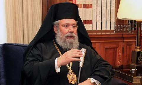 Αναχώρησε από την Κέρκυρα ο Αρχιεπίσκοπος Κύπρου