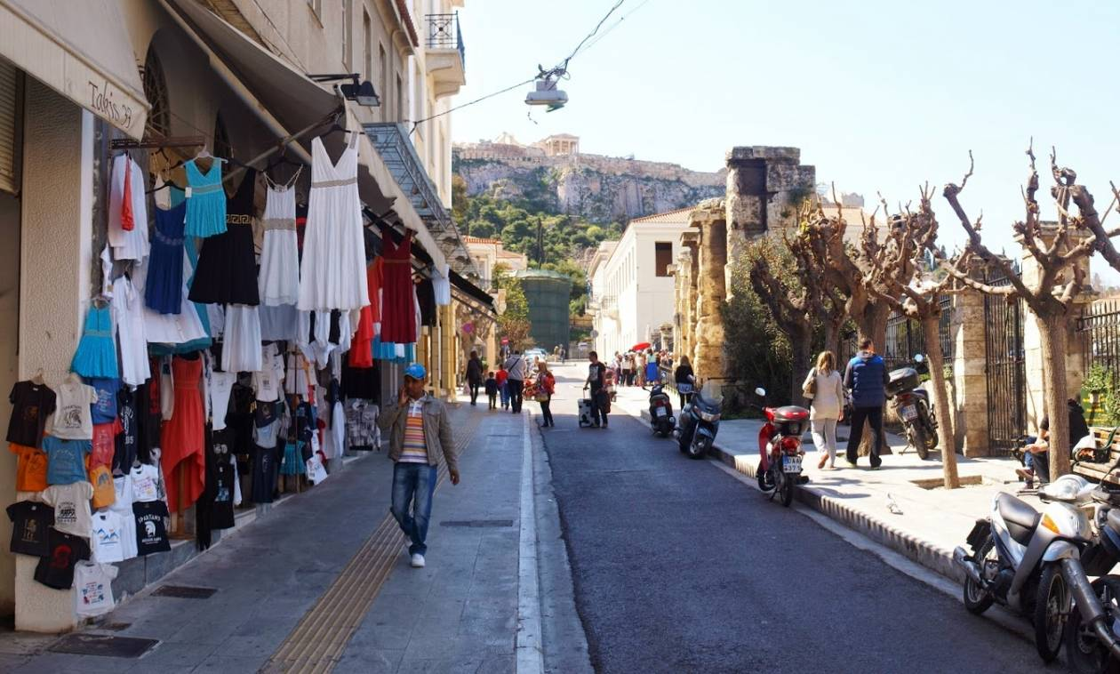 Η Περιφέρεια Αττικής αλλάζει το κέντρο της Αθήνας
