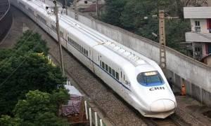 Εμπορική σιδηροδρομική σύνδεση της Ζεζιάνγκ, με το Τσελιάμπινσκ της Ρωσίας