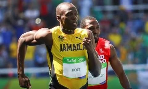 Ολυμπιακοί Αγώνες 2016: «Σβηστός» και πρώτος ο Μπολτ (vid)