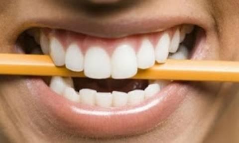 Γνωρίζετε από τι μπορεί να σας... ανακουφίσει ένα μολύβι;