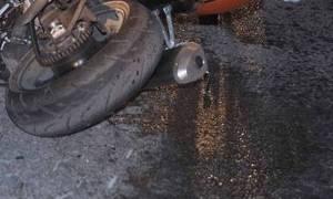 Τραγωδία με μοτοσικλετιστή στην Κρήτη