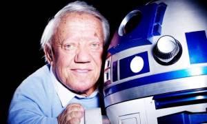Πέθανε ο Κένι Μπέικερ που είχε υποδυθεί το ρομπότ R2-D2 στον Πόλεμο των Aστρων