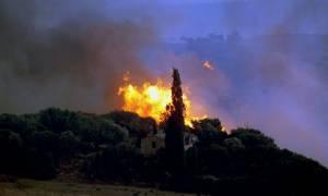 Βοιωτία: Νεκρός Πυροσβέστης εν ώρα καθήκοντος