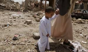 Φρίκη στην Υεμένη: Δέκα παιδιά νεκρά από αεροπορική επιδρομή σε σχολείο