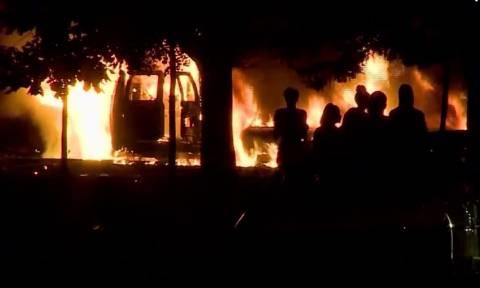 Χάος στο Μιλγουόκι μετά το θάνατο οπλισμένου υπόπτου από πυρά αστυνομικού