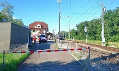 Ελβετία-Επίθεση σε τραίνο: Νεκρός ο δράστης