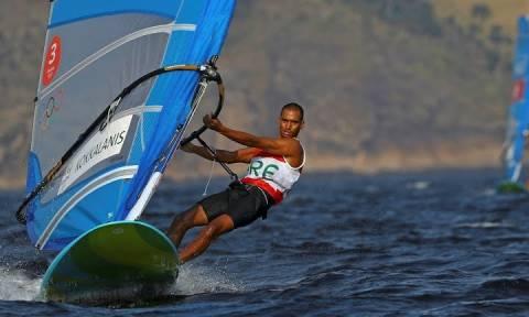 Ολυμπιακοί Αγώνες 2016: Πέμπτος ο Κοκκαλάνης στην ιστιοπλοΐα