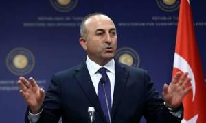 Τσαβούσογλου: Η ΕΕ συνεχίζει να ταπεινώνει την Τουρκία