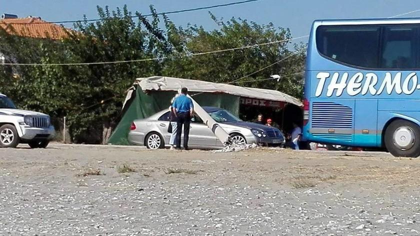 Τρόμος στη Βελίκα Λάρισας: Τι είδε ο οδηγός ΙΧ και «πάγωσε»
