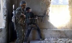 Το ΙΚ ανέλαβε την ευθύνη για την επίθεση αυτοκτονίας σε λεωφορείο στη Συρία