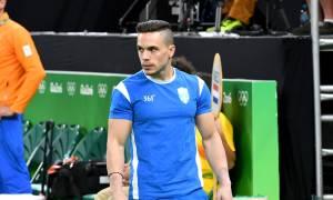 Λευτέρης Πετρούνιας: Ποια είναι η σύντροφος του χρυσού Ολυμπιονίκη