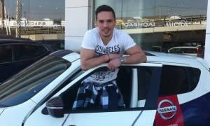 Λευτέρης Πετρούνιας: Αυτό είναι το αυτοκίνητο με το οποίο κυκλοφορεί ο Χρυσός Ολυμπιονίκης