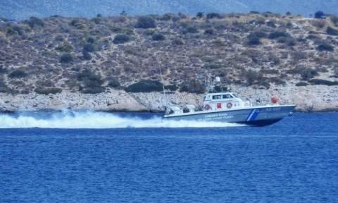 Σύγκρουση σκαφών νοτιοδυτικά της Αίγινας