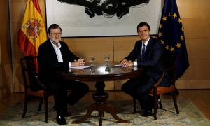 Ισπανία: Ο Ραχόι εξετάζει πρόταση των Ciudadanos για σχηματισμό κυβέρνησης