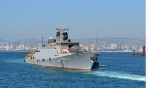 Ρωσικές ναυτικές ασκήσεις στις ακτές της Συρίας