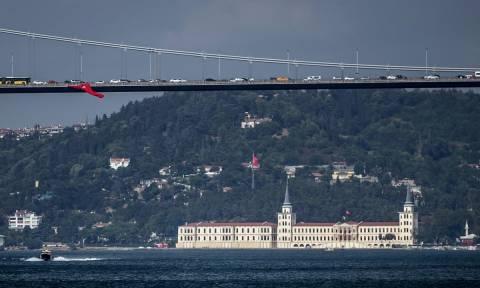 Τραγωδία στην Τουρκία: Τρεις νεκροί από σύγκρουση πλοίων στο Βόσπορο